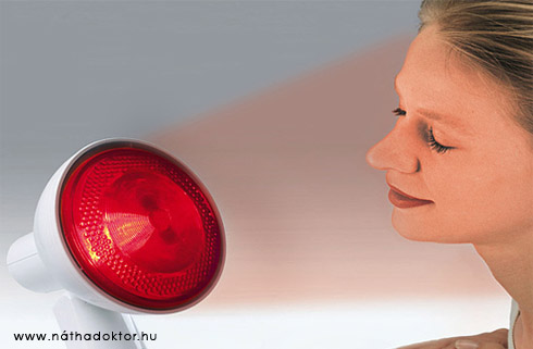 infralámpa