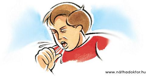 nátha és megfázás kezelése